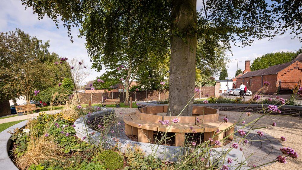Diana Memorial Garden