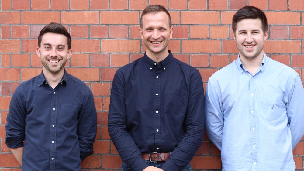 Three New Hires Announced